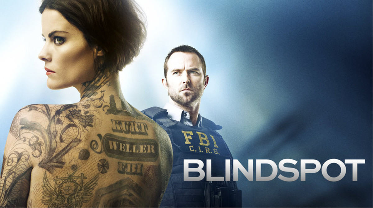 BLINDSPOT -- Photo by: NBCUniversal