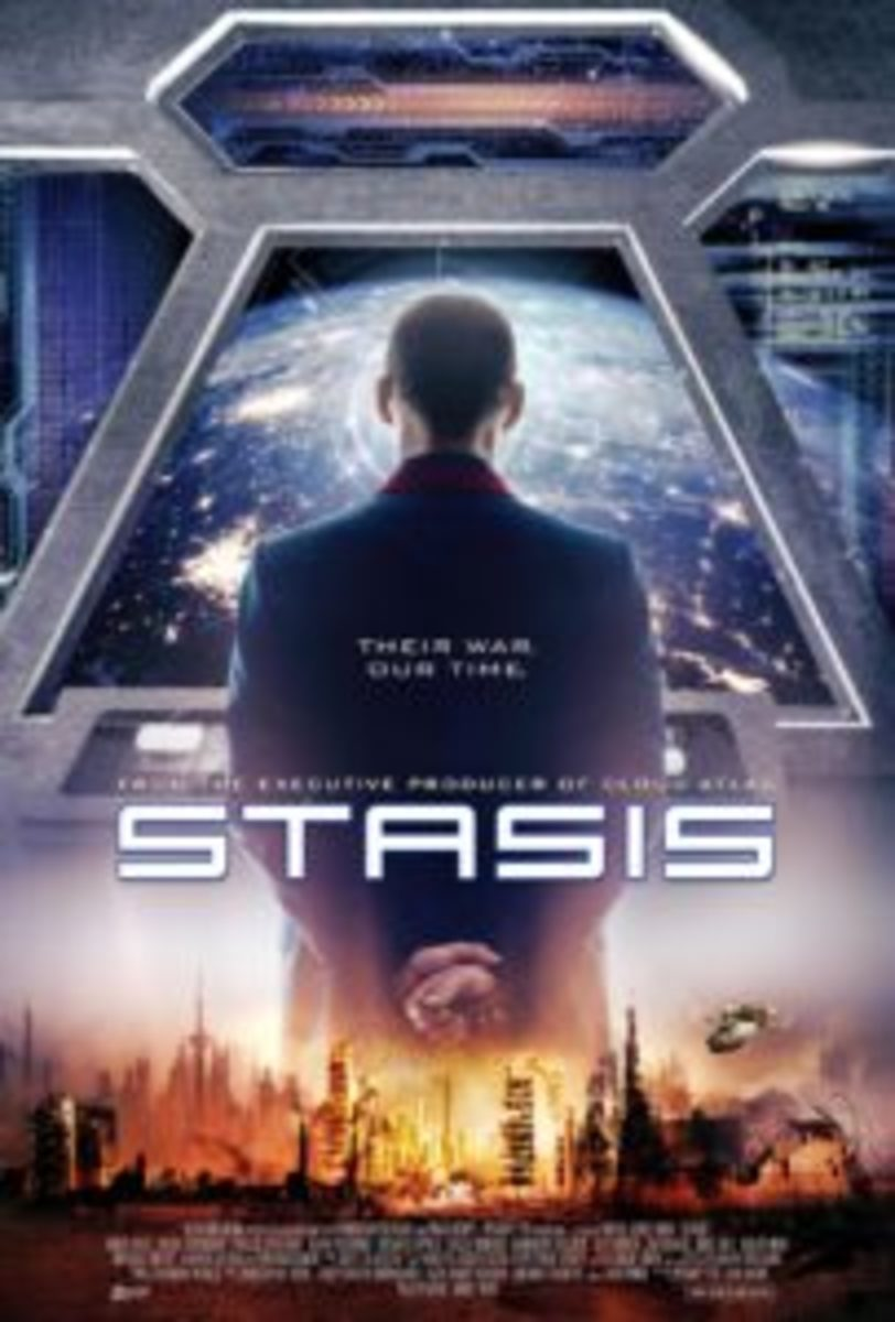 Stasis Theatrical Poster