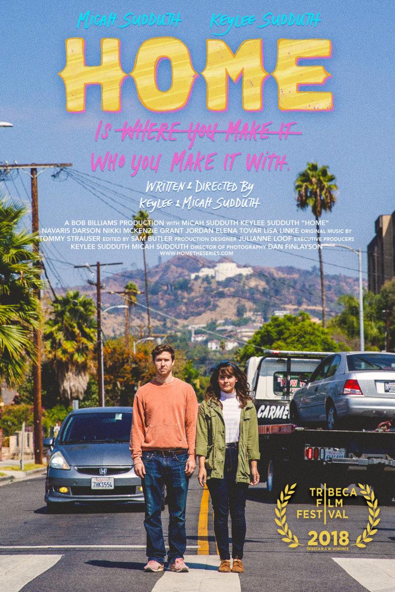 Keylee Koop HOME Poster
