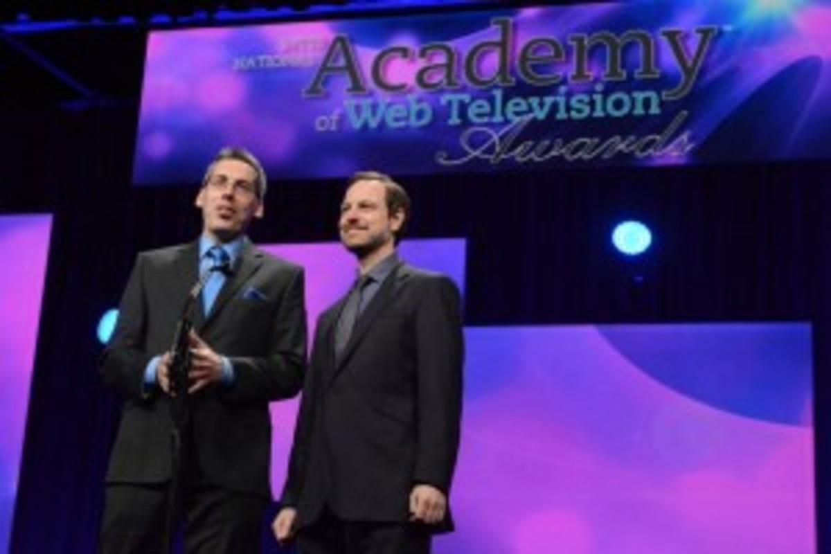 WRITERS ON THE WEB: Web Series Festivals - IAWTV Awards