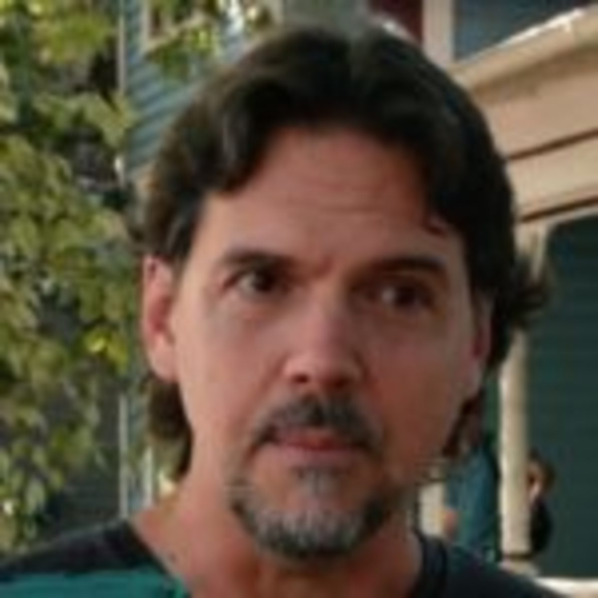 Screenwriter Steve Armour
