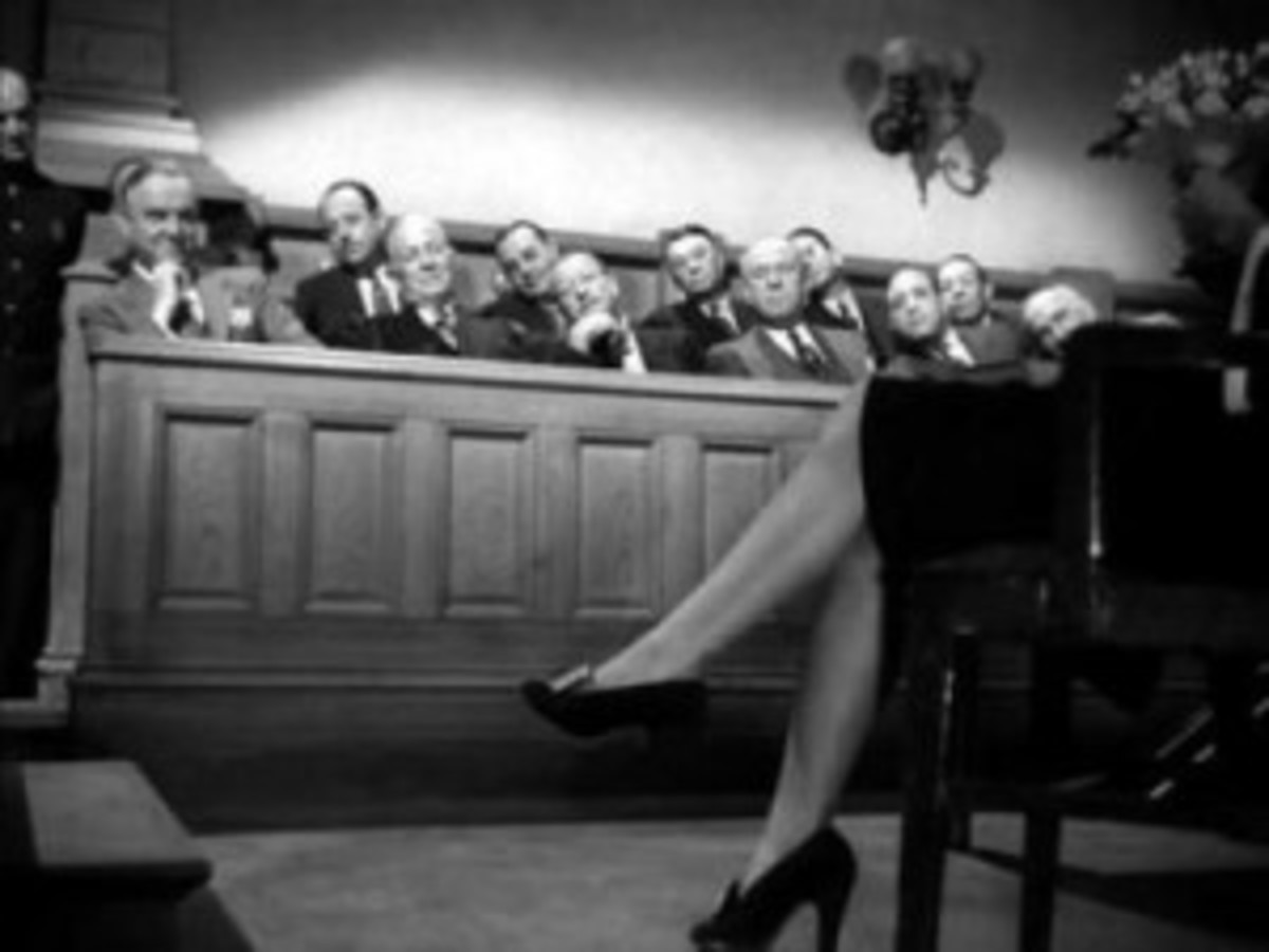 Ginger Rogers in 'Roxie Hart'