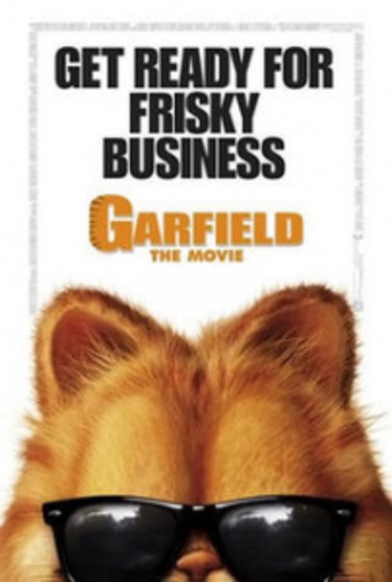 Garfield The Movie