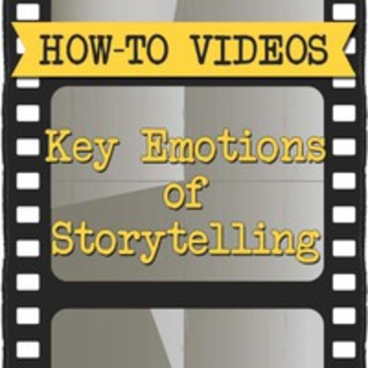 Key Emotions of Storytelling