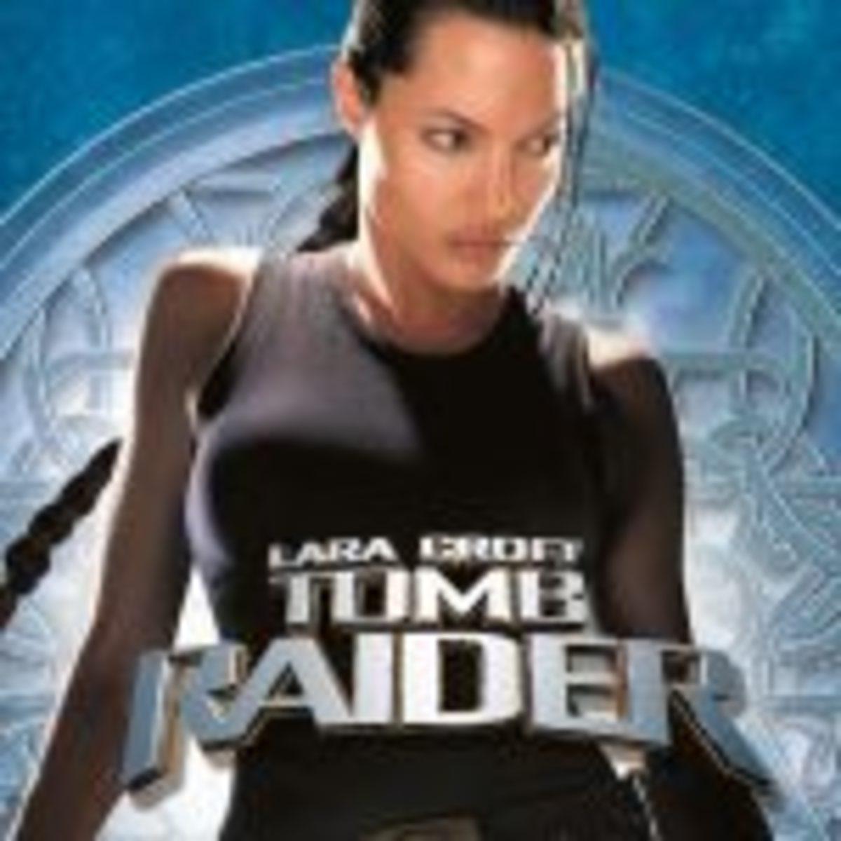 Lara Croft, Tomb Raider 1-sheet