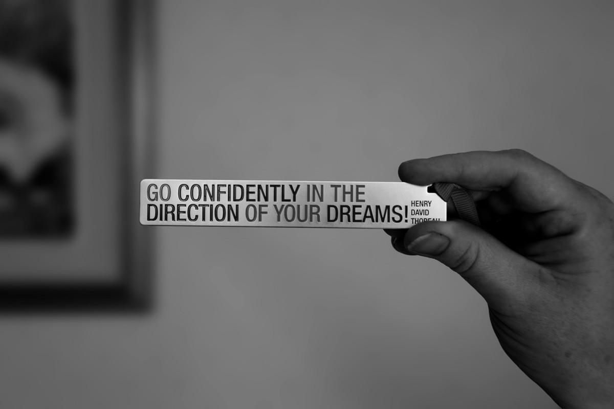 writing confidence