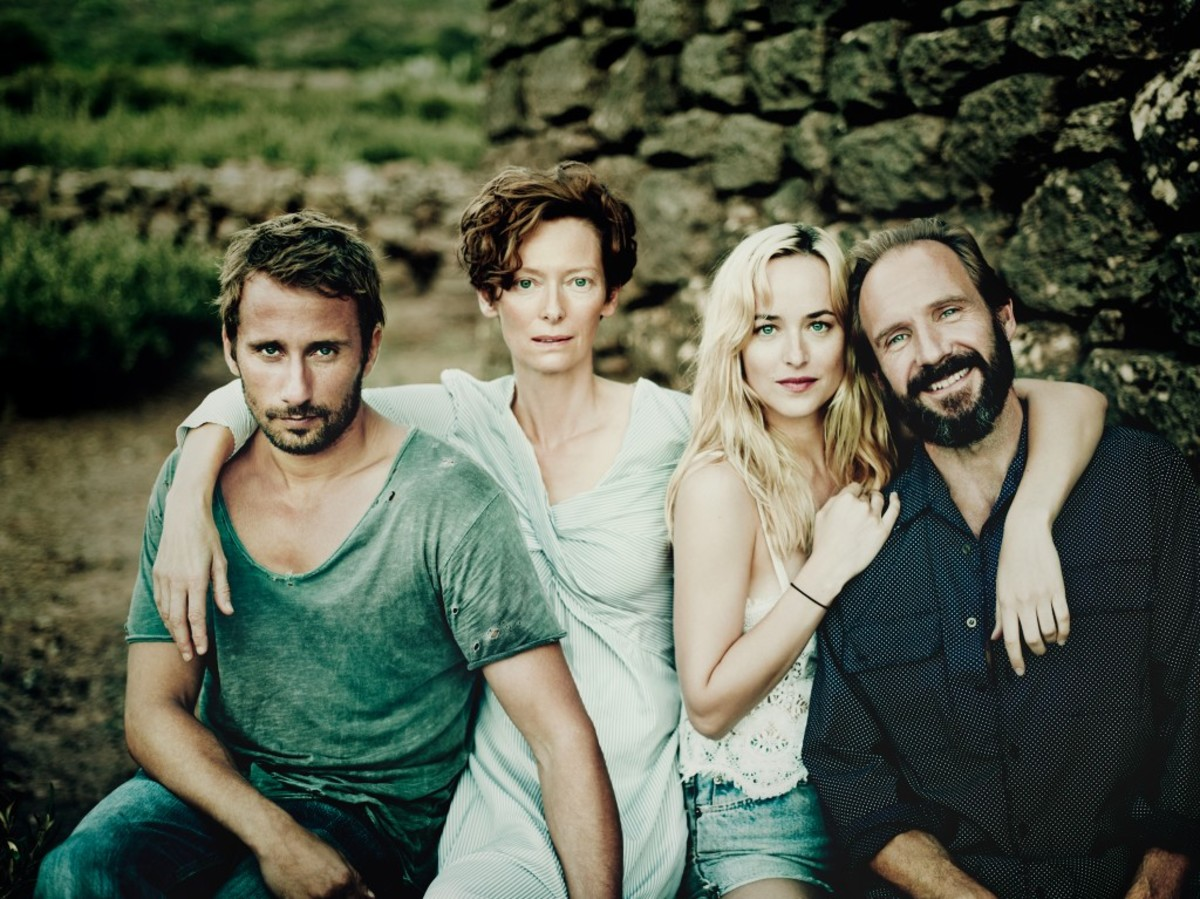 WRITERS ON WRITING: David Kajganich - Screenwriter of 'A Bigger Splash' by Denny Schnulo | Script Magazine #scriptchat #screenwriting