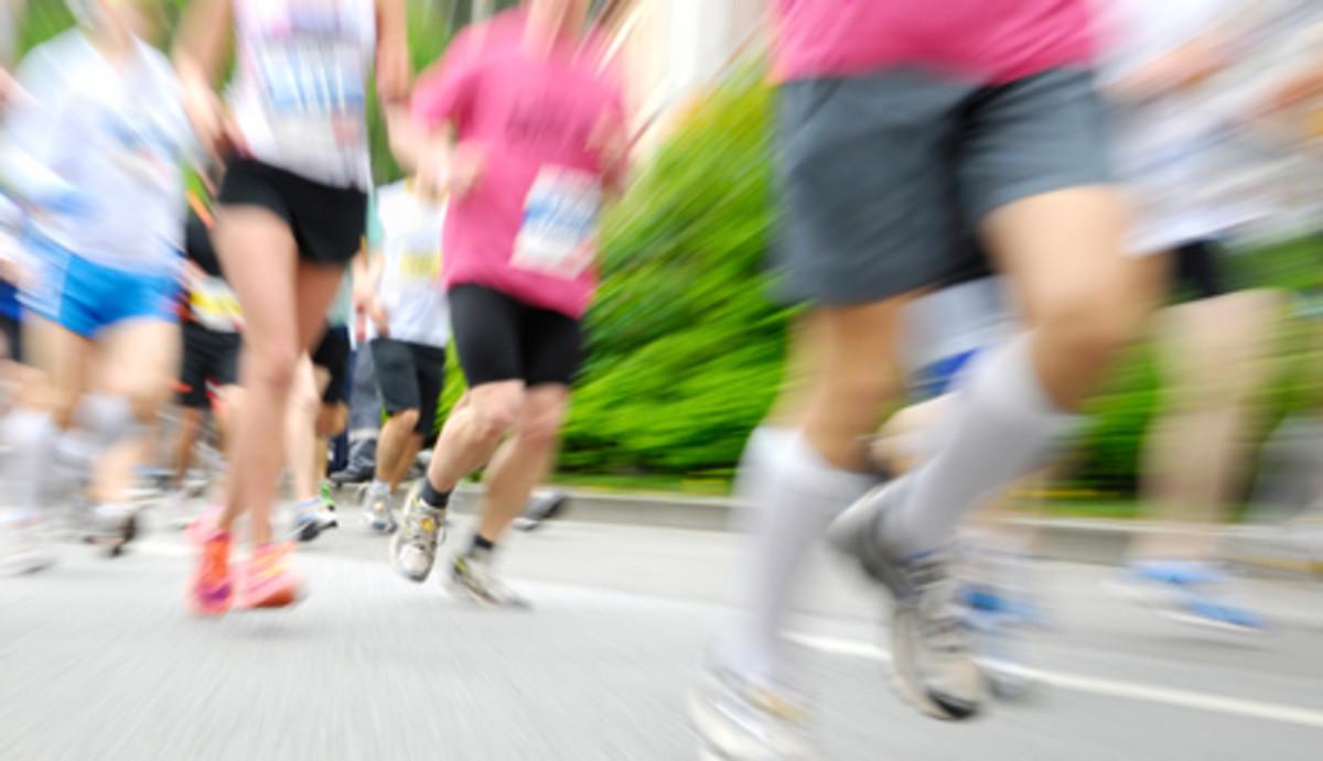 Running form Resistance
