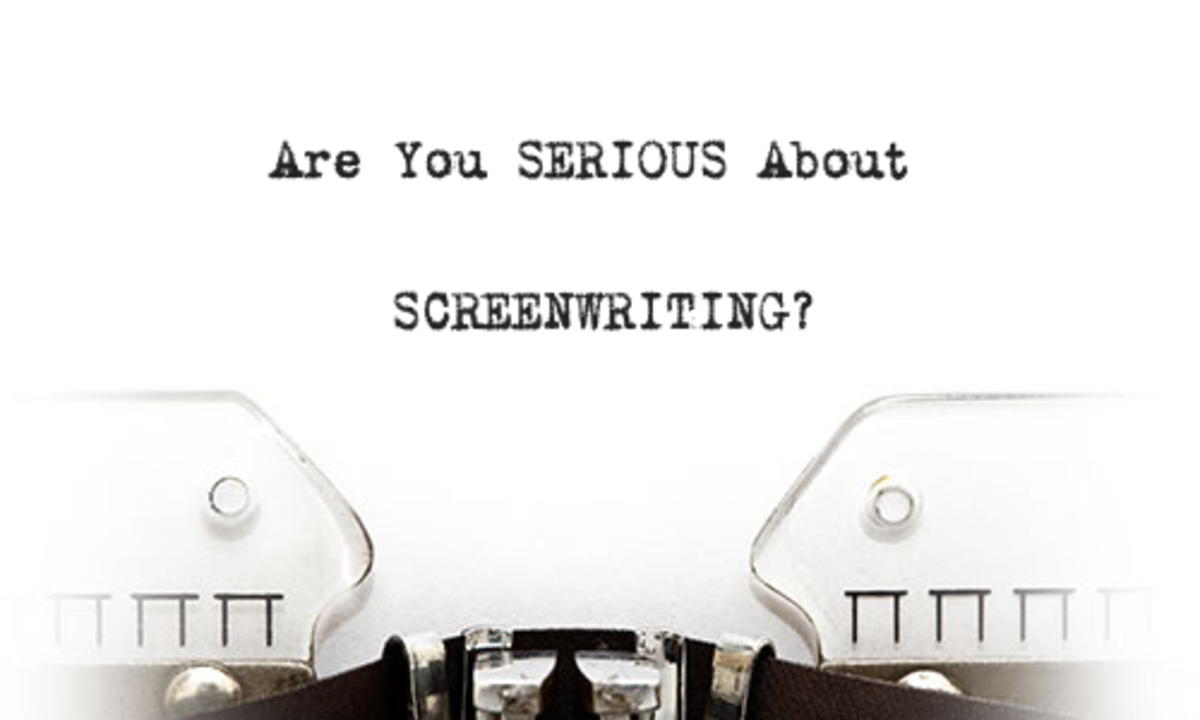 WHO YOU KNOW: Pat Quinn - Are You Serious About Screenwriting? by Sable Jak | Script Magazine