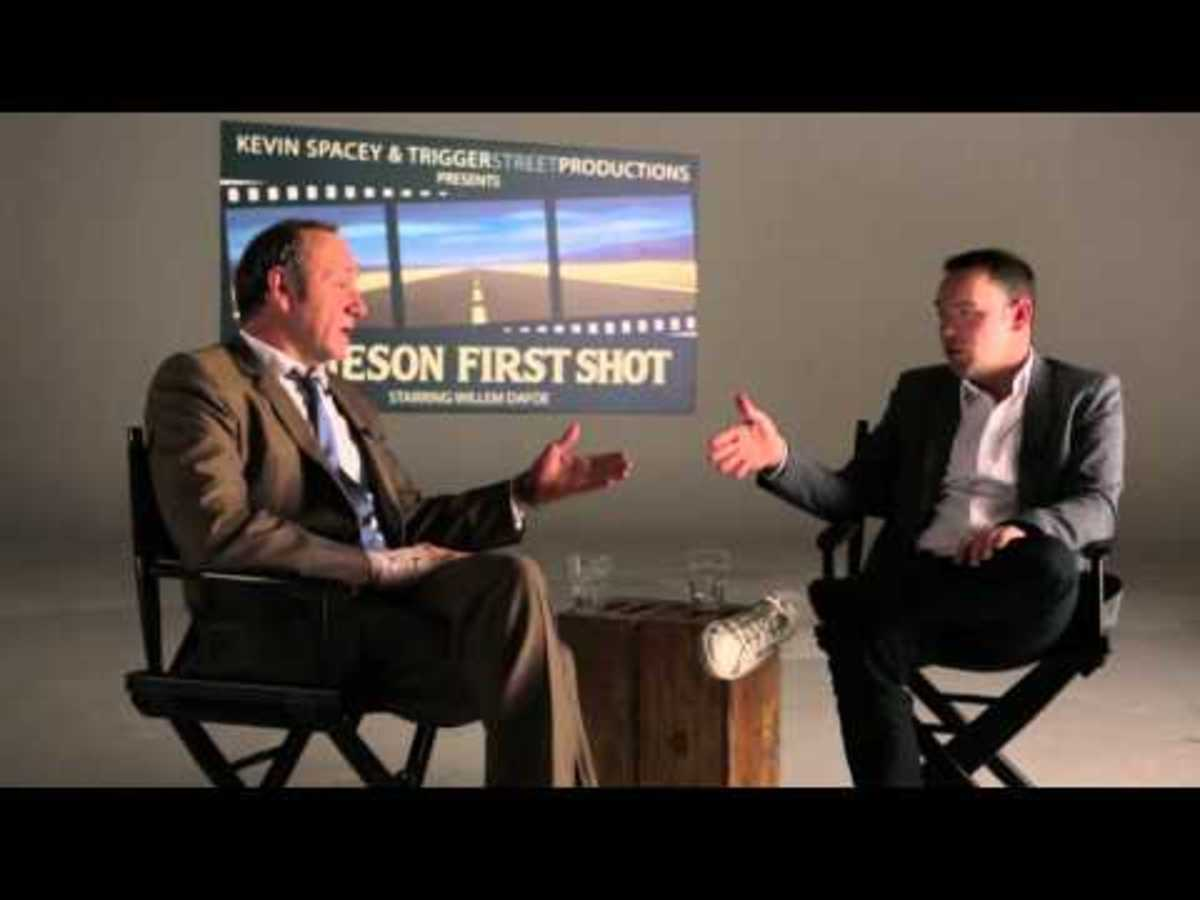 Kevin Spacey and Dana Brunetti ~ click image to watch