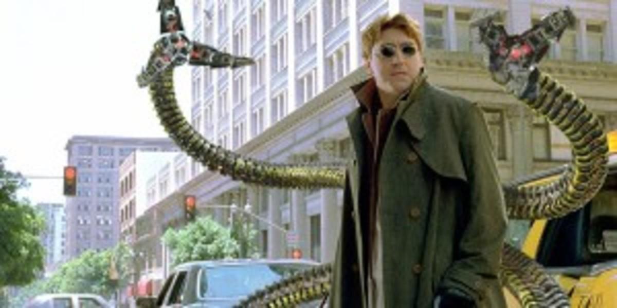 Doctor Octavius in Spider-Man 2