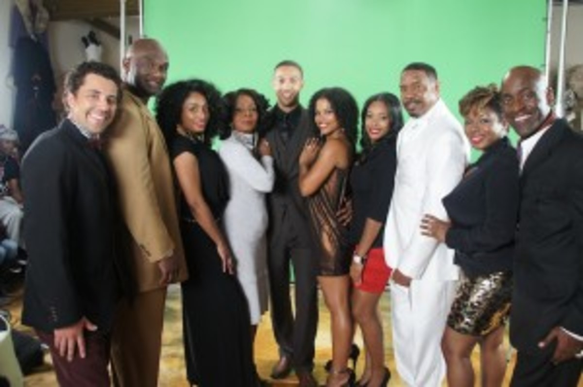 "Cast of ""Basketball Wife"""