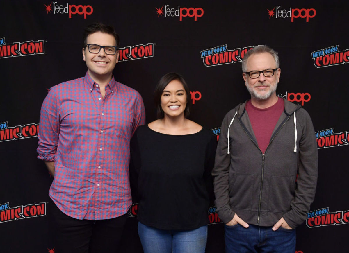 Filmmaker and film critic Michael Sargent sits down with Phil Johnston, Rich Moore, and Josie Trinidad to discuss their collaboration process in making Ralph Breaks the internet, now available in DVD and Blu-ray.