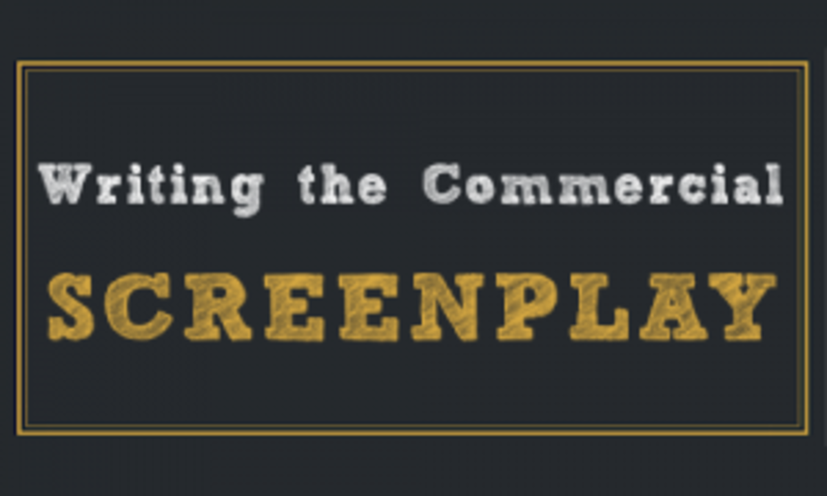 Writing the Commercial Screenplay by Mike Kuciak | Script Magazine #scriptchat
