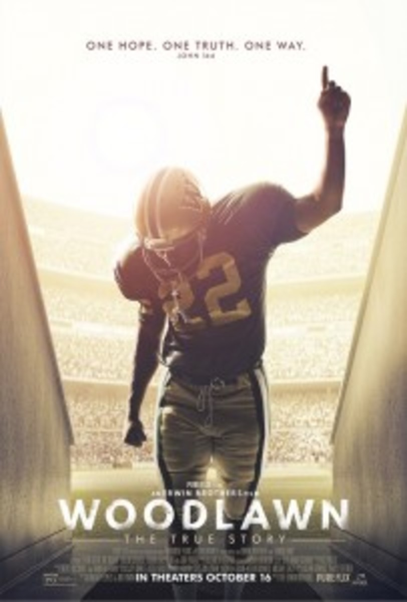 CROSS ROAD: 'Woodlawn' - A New Game Plan for Faith-Based Films by Dan Goforth | Script Magazine