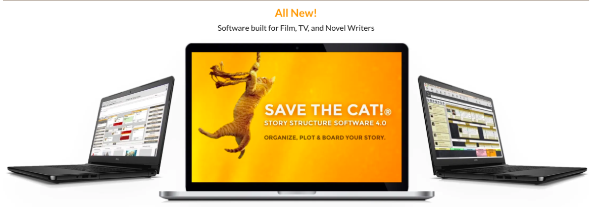 Always looking to advance storytelling techniques, Blake Snyder's team has come up with a new version story structure software. Forris Day reviews the new, Save The Cat! 4.