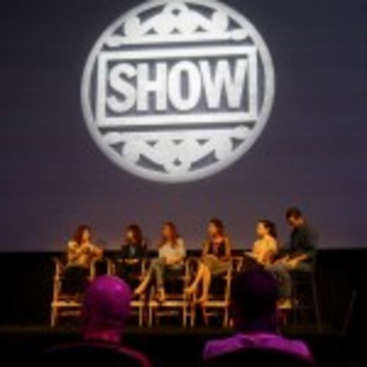 Telluride Film Festival Q&A session with cast and crew of Palo Alto