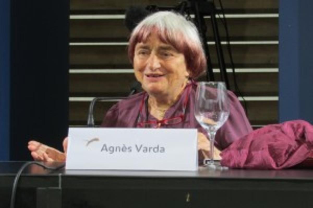 Agnes Varda Writing a Documentary