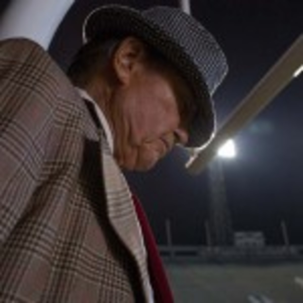 "Jon Voigt stars in the film as Paul ""Bear"" Bryant"