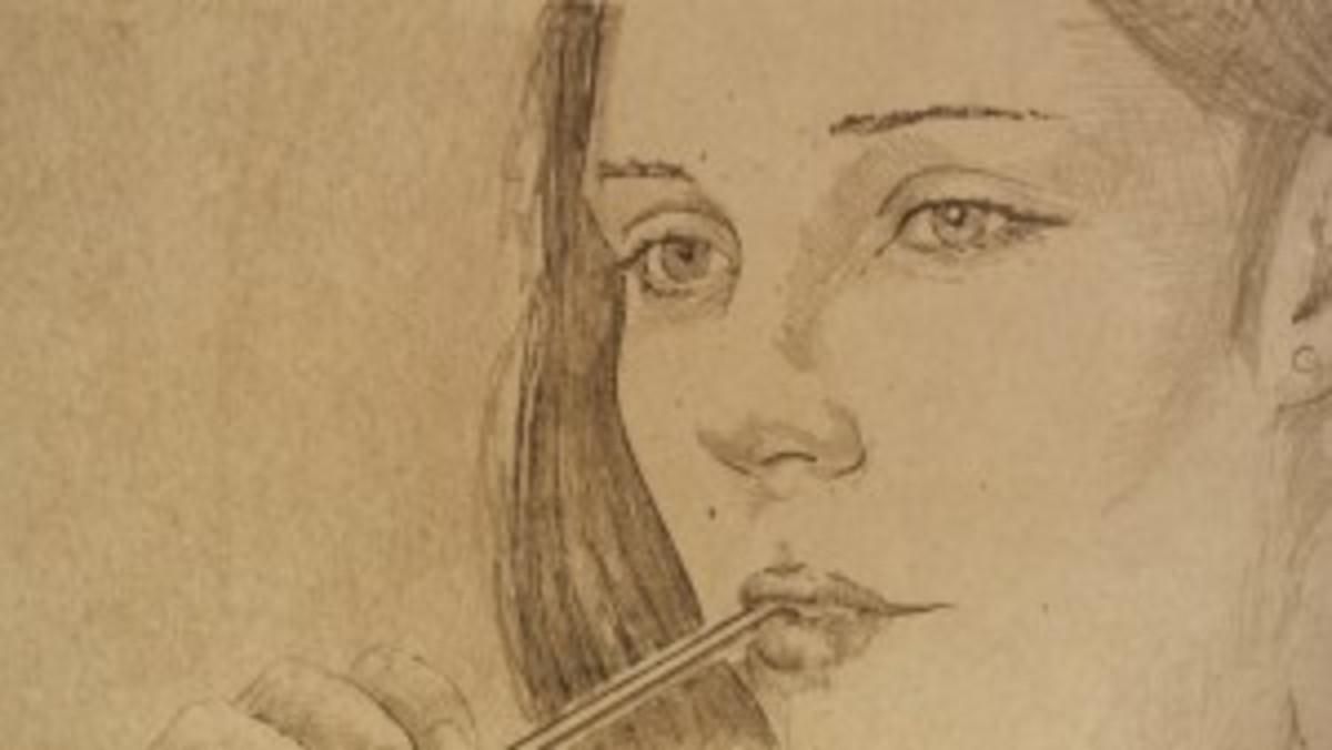 (1) I am a Pencil-(Joe D'Arcy)