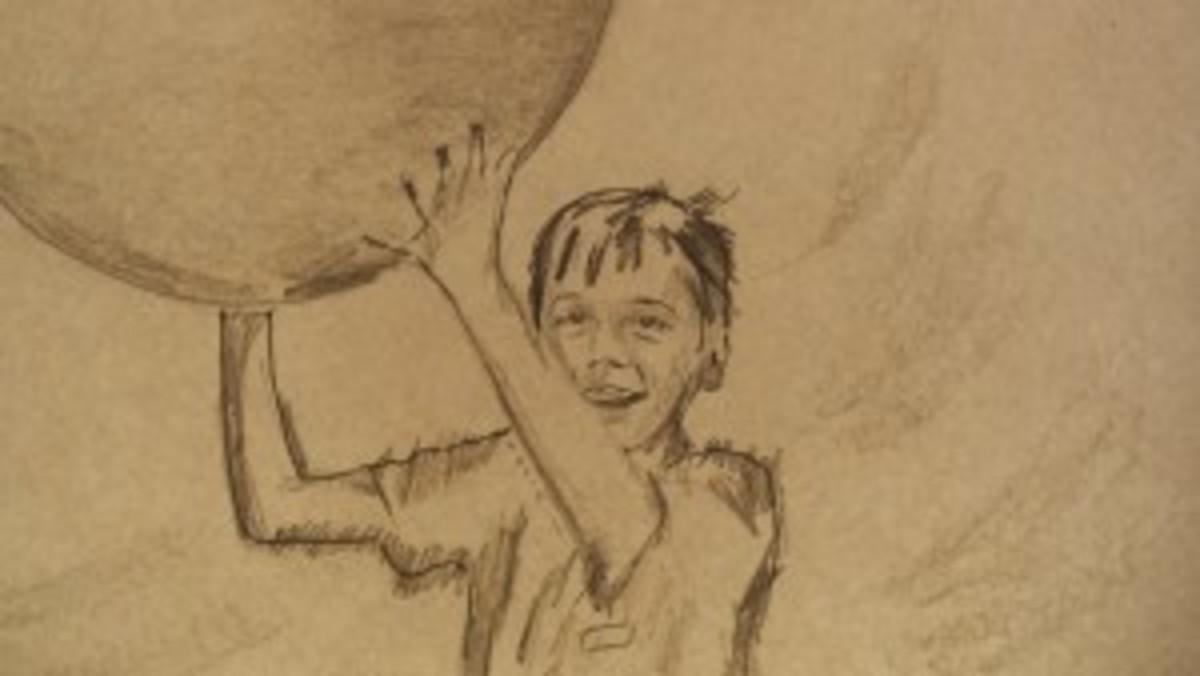 (2) I am a Pencil-(Joe D'Arcy)