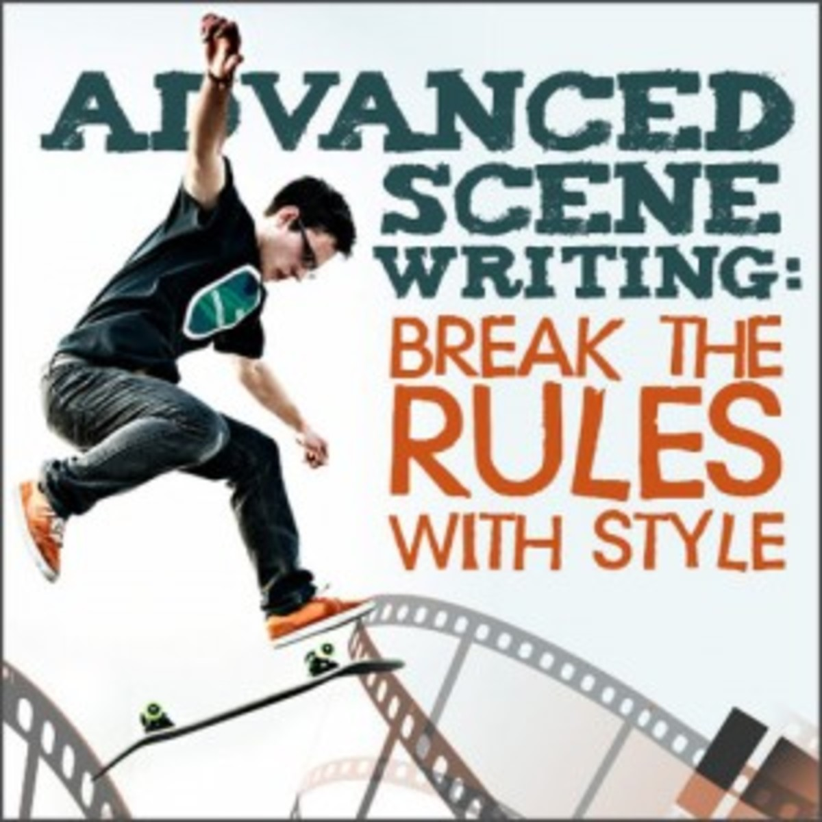 advanced scene writing with Jim Mercurio