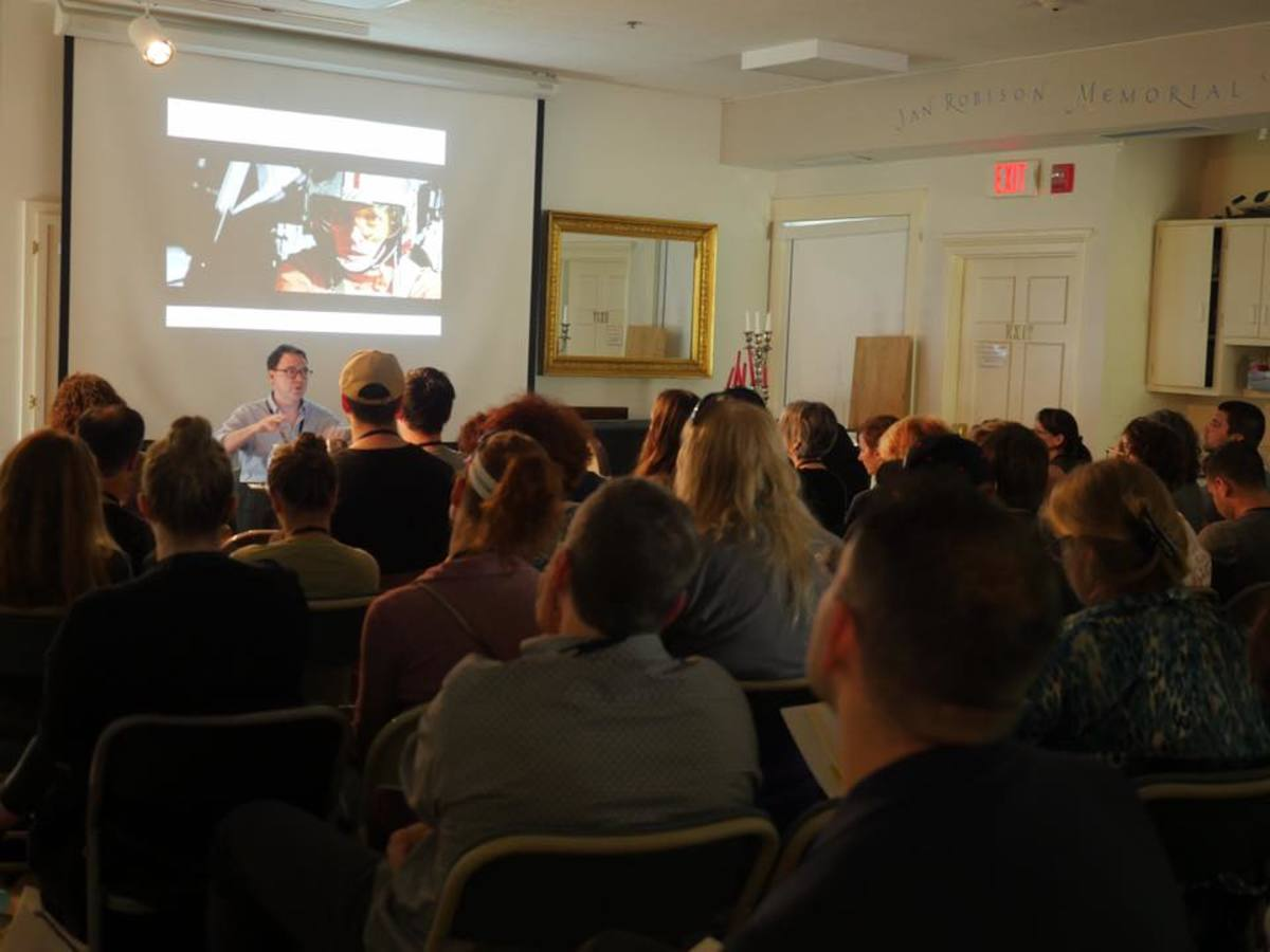 What is the Stowe Story Labs? Shoshana Rosenbaum describes her firsthand experience, answering Is it a worthwhile experience for screenwriters and filmmakers?