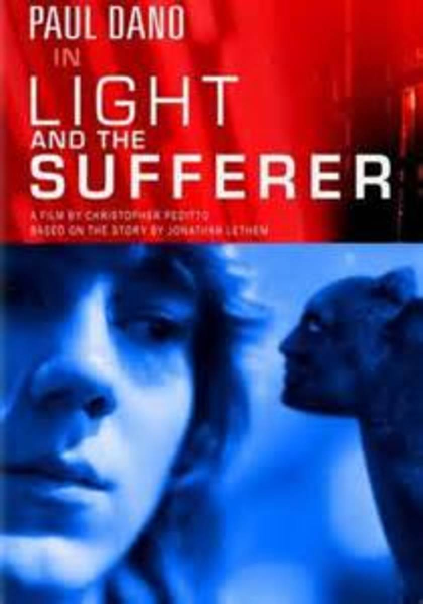SCRIPT GODS MUST DIE: Light And The Sufferer by Paul Peditto