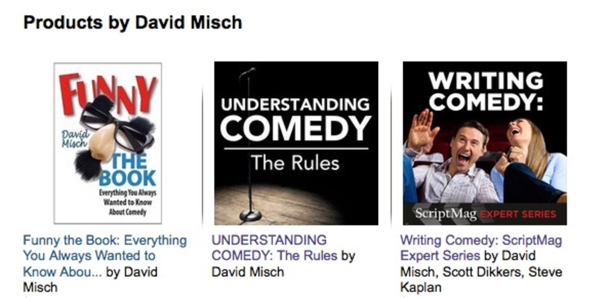 davd misch products