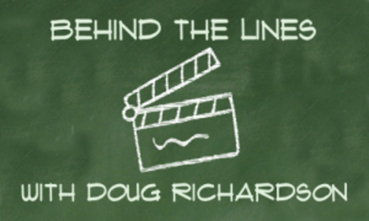 BEHIND THE LINES WITH DR: Screenwriting Business On the Outside Looking In by Doug Richardson | Script Magazine #scriptchat
