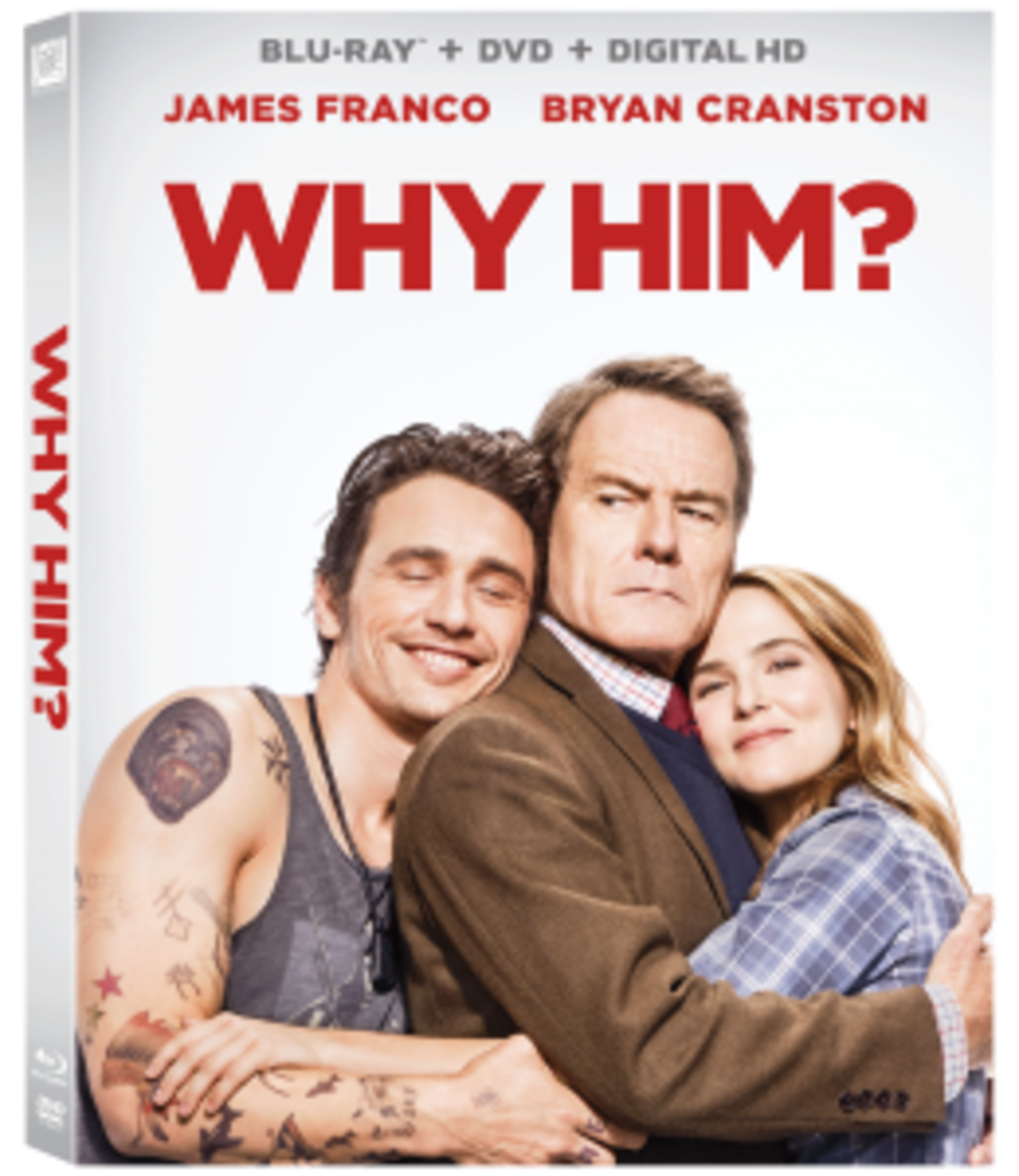 Writer-Director John Hamburg on Why Him, Why Now by Danny Manus | Script Magazine #scriptchat #screenwriting