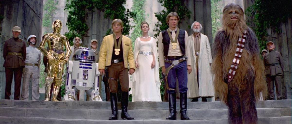 The movie that most changed my life as a child was unequivocally Star Wars, the movie that changed a generation and the science-fiction cinematic landscape forever.