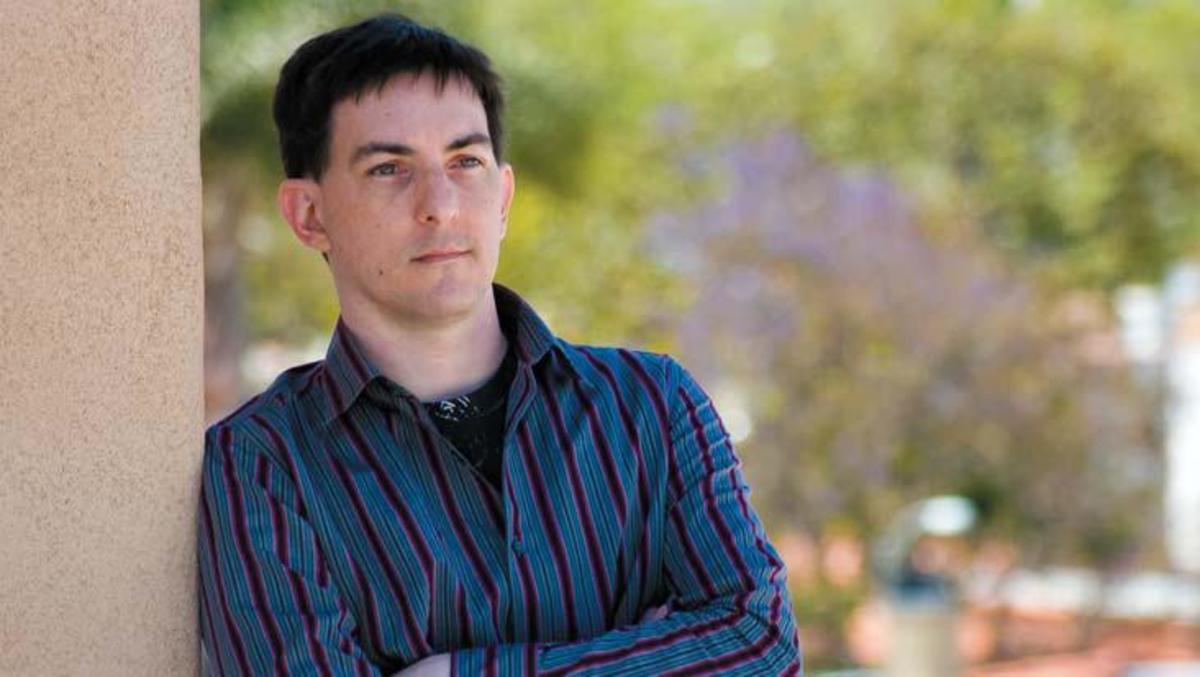 Screenwriter Eric Heisserer