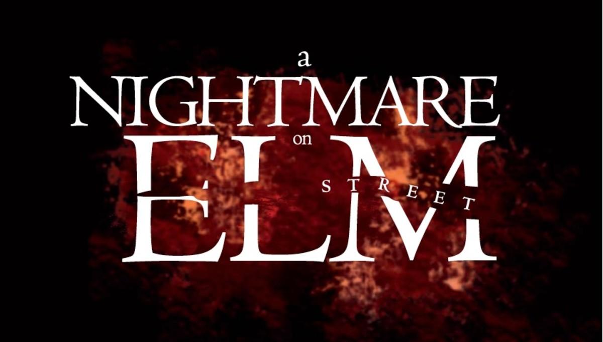 Nightmare on Elm Street copy