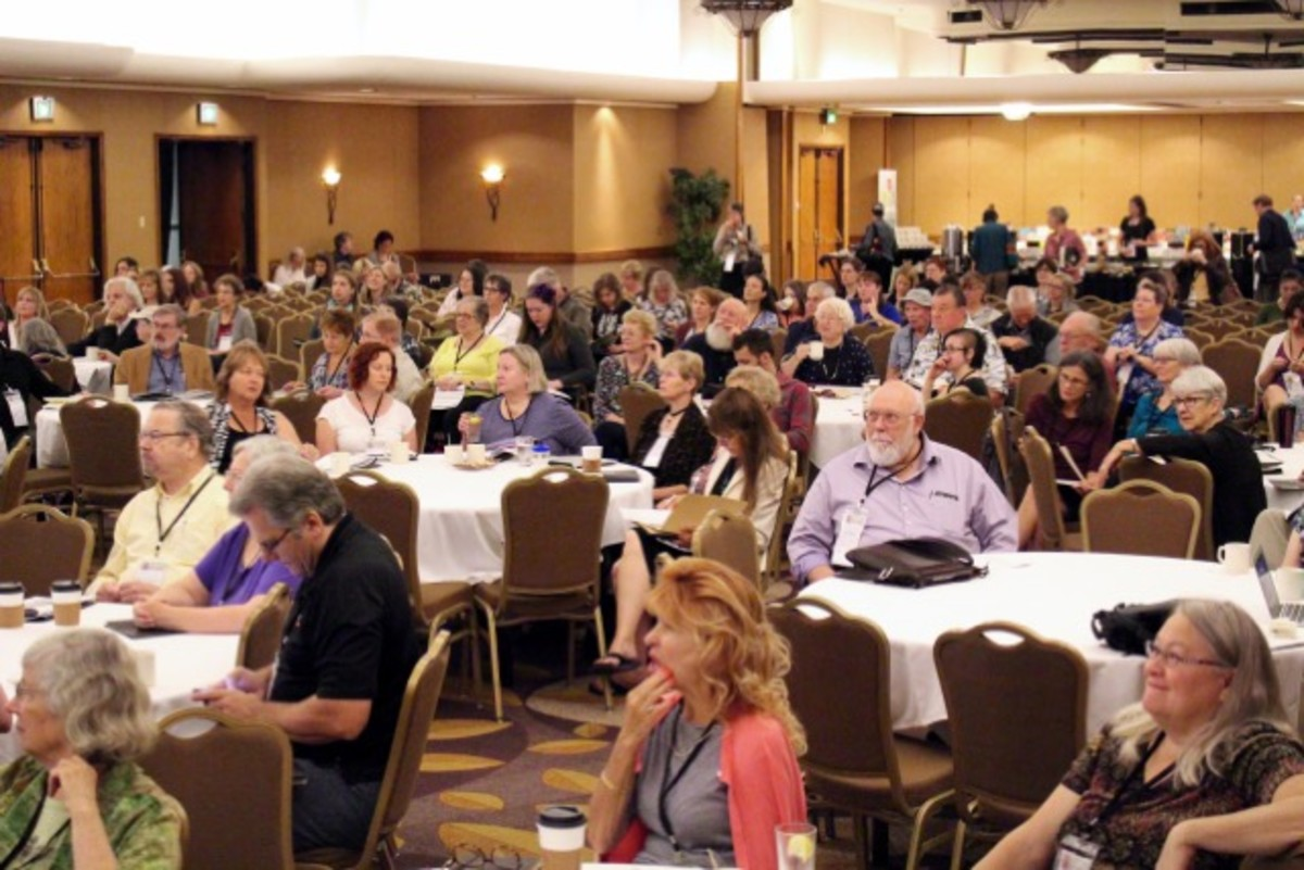 STORY BROADS: 8 Writing Lessons Learned from Organizing a Writers' Conference by Waka T. Brown #scriptchat #screenwriting