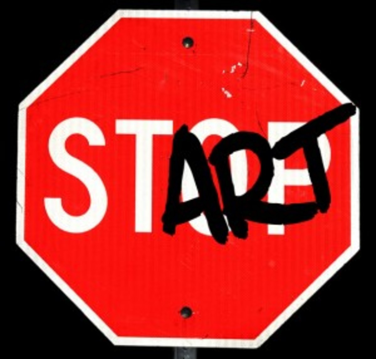 "A List to Turn ""Stop"" to ""Start"""
