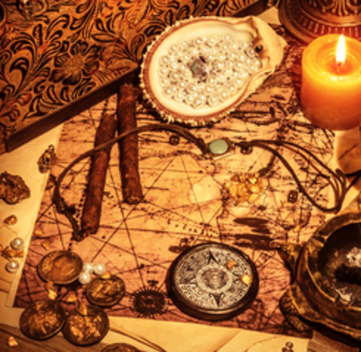 Lists aren't treasure maps!