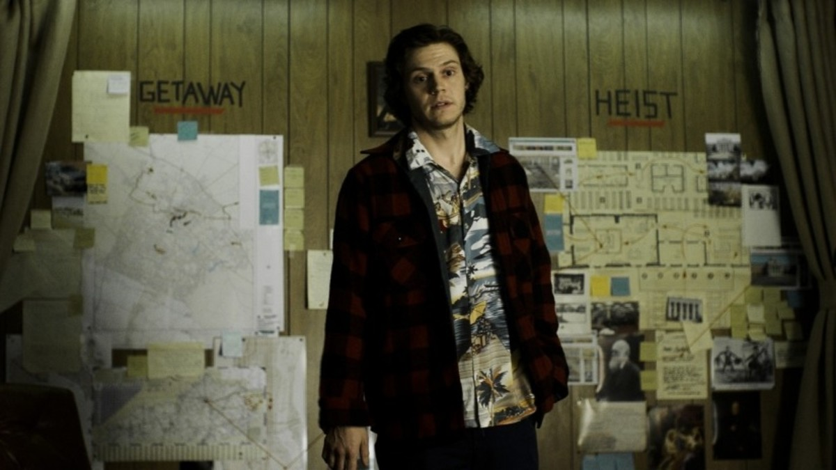 American Animals (2018), Evan Peters