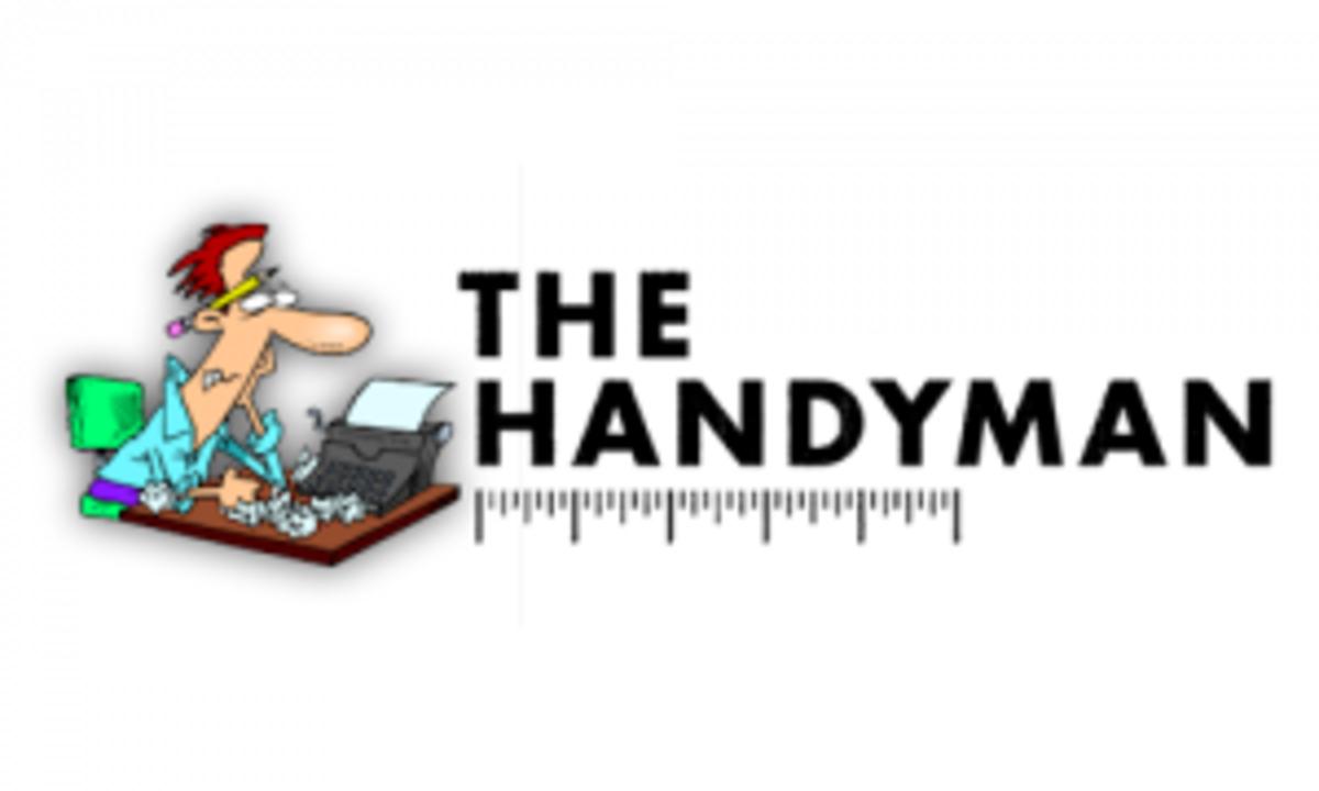 Screenwriter as Handyman