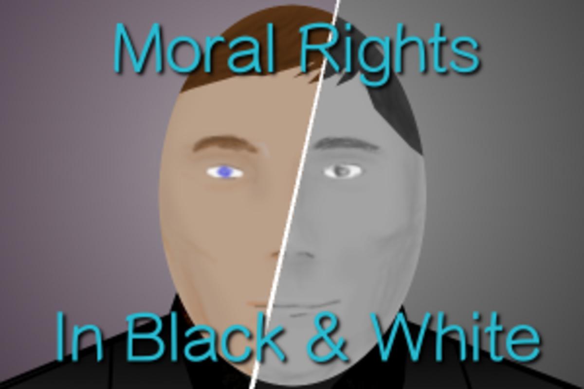 Moral Rights in Black & White