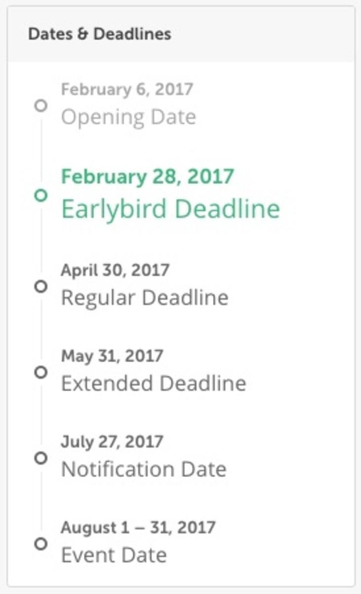Access deadlines