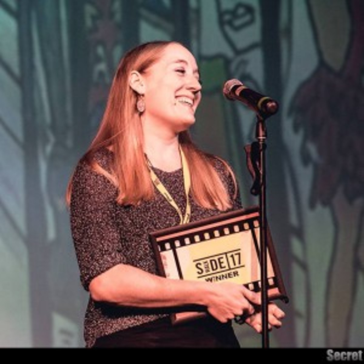 Best Screenplay Award at the Sidewalk Film Festival