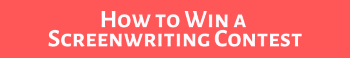 How to win a screenwriting contest