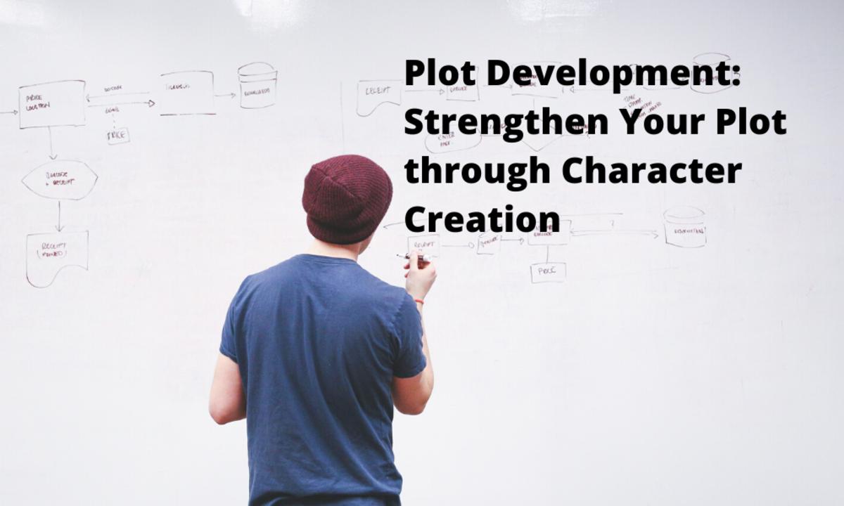 Plot Development_ Strengthen Your Plot through Character Creation