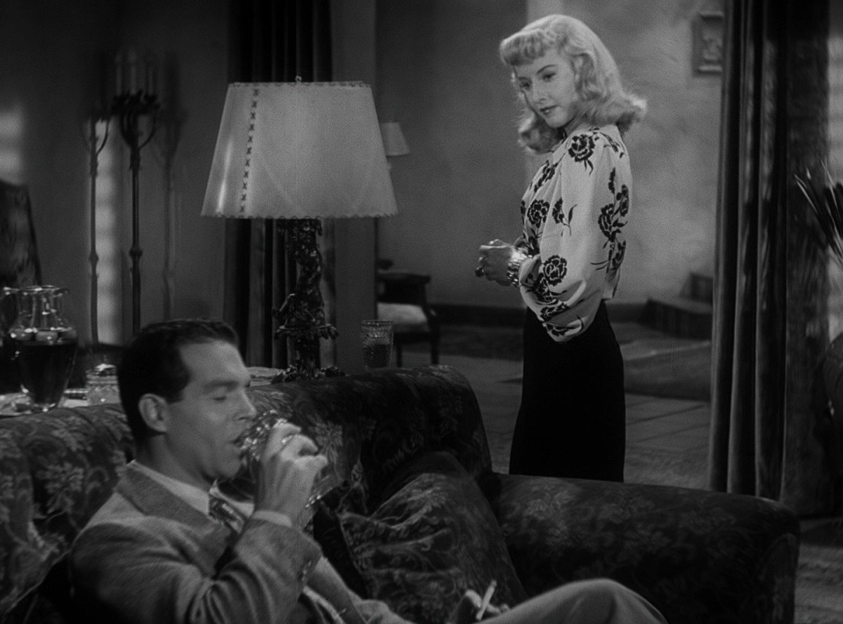 """Double Indemnity"""