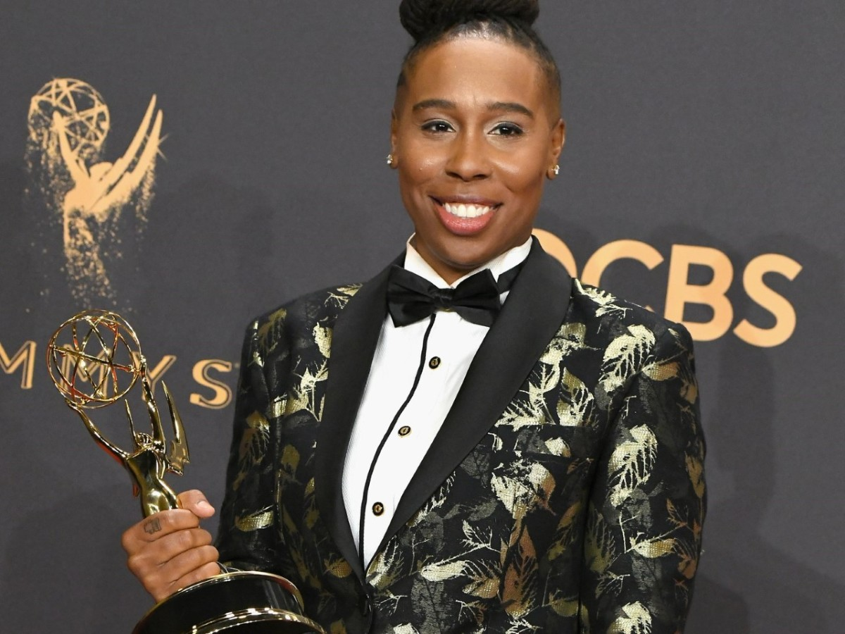 Lena Waithe at the Emmys. Courtesy of Jordan Strauss/Invision, via Associated Press