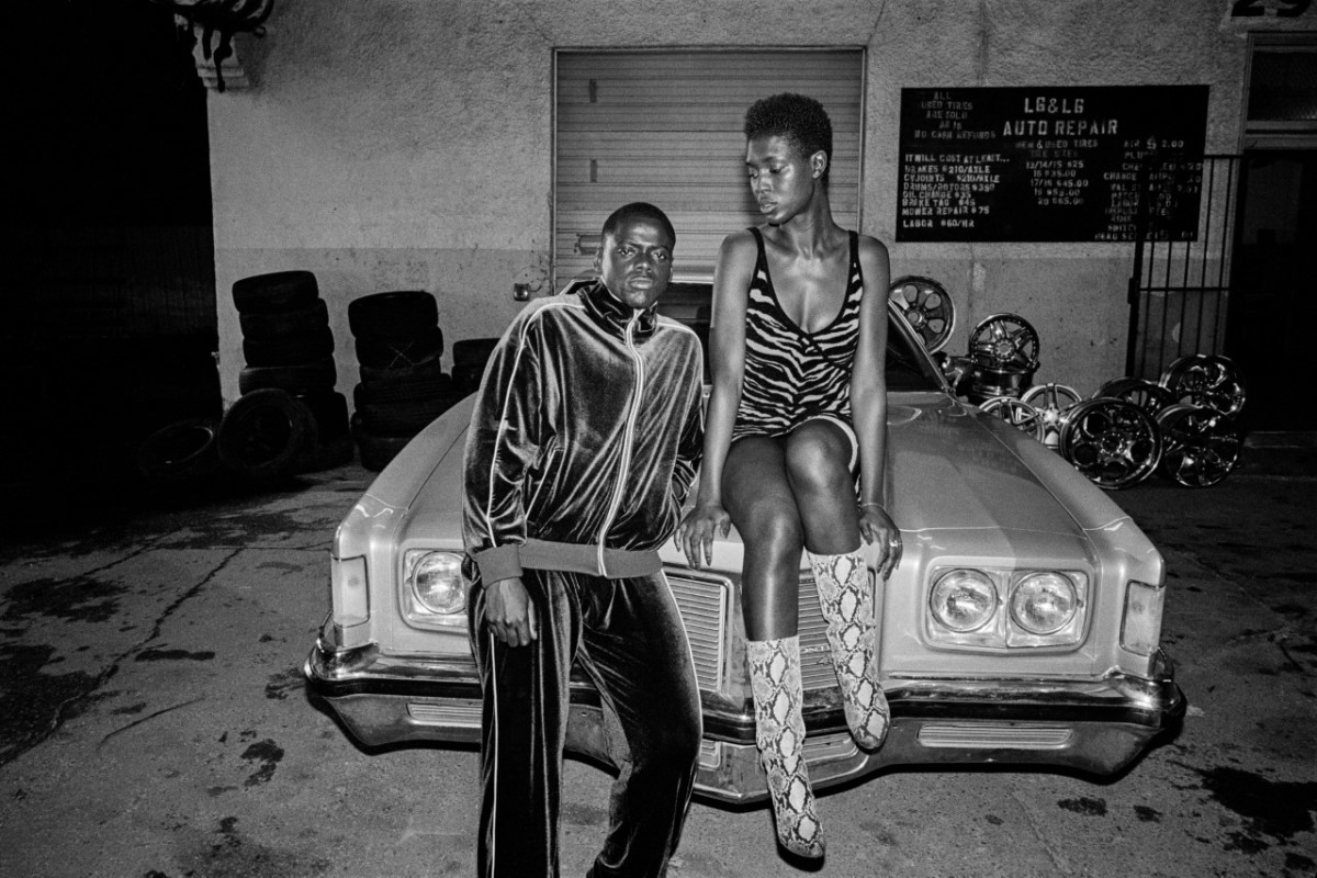 From left) Slim (Daniel Kaluuya) and Queen (Jodie Turner-Smith) in Queen & Slim, directed by Melina Matsoukas. Addtl. Info Andre D. Wagner/Universal Pictures. Courtesy of UNIVERSAL PICTURES