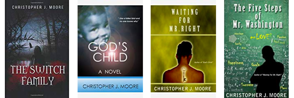 christopher j moore books