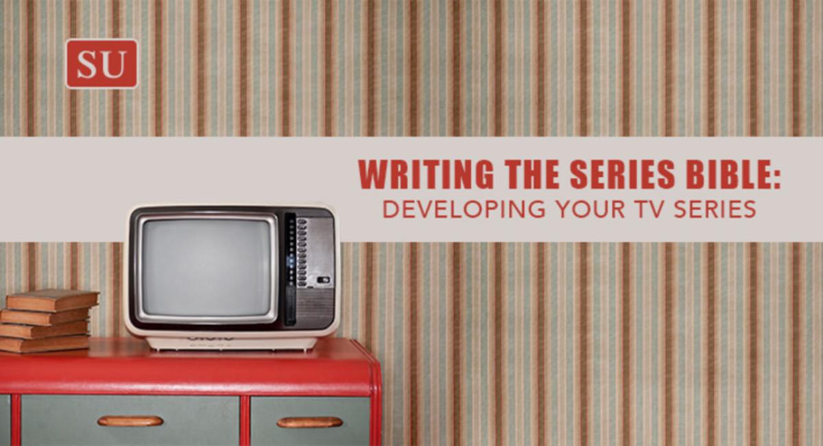 su writing the series bible