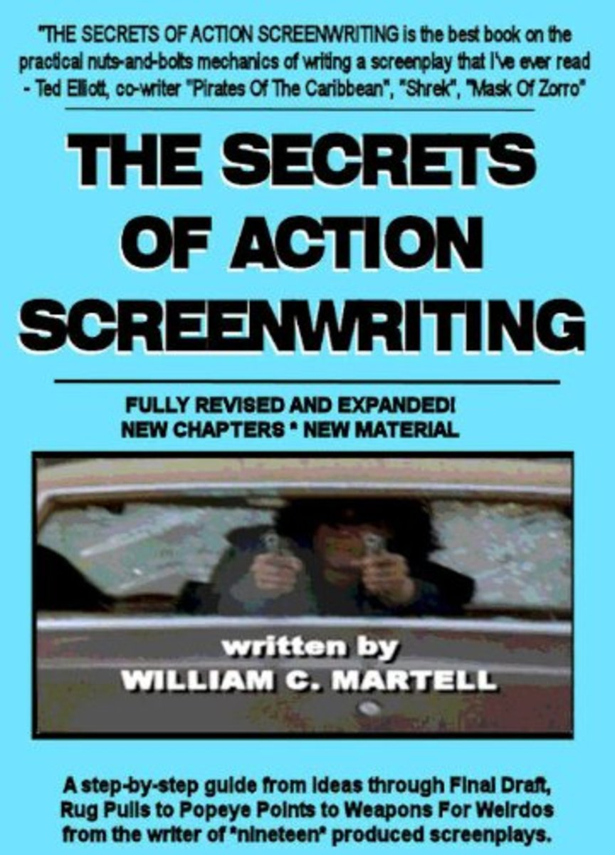 martell secrets of action screenwriting